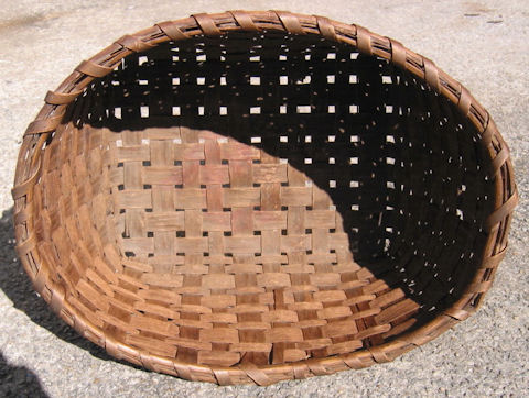 Antique Algonquian Basket 11931 By Cyberrug