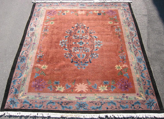 Art Deco Rug 6603 Large Photo By Cyberrug