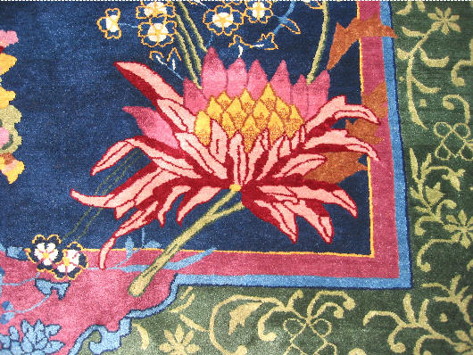 Arts And Crafts Rug Sar3 Size 9x12 By Cyberrug