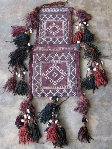 Mushwani Baluch Salt Bag 3866 By Cyberrug