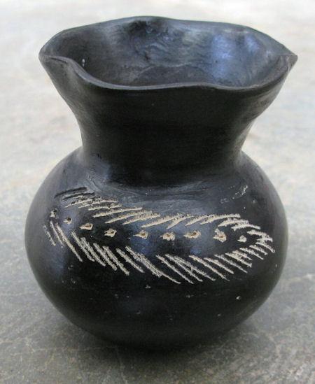 Cherokee Bigmeat Pottery 7034 By Cyberrug