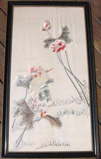 Japanese Silk Embroidery 4857 By Cyberrug