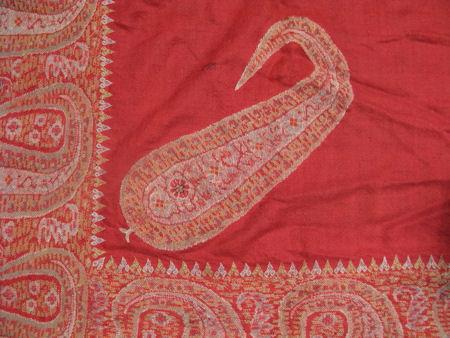 Kashmiri Shawl 10 1840b By Cyberrug