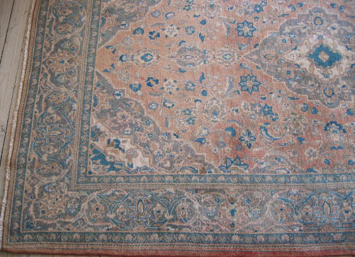 Persian Keshan Rug 6935 By Cyberrug