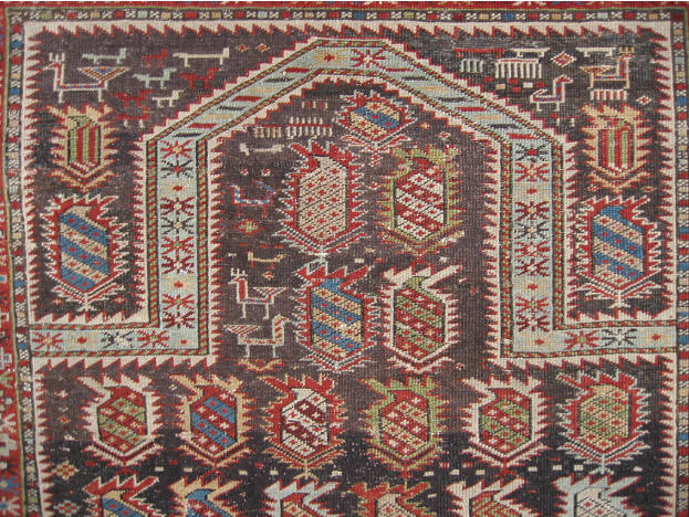 Marisali Shirvan Prayer Rug 5780 By Cyberrug