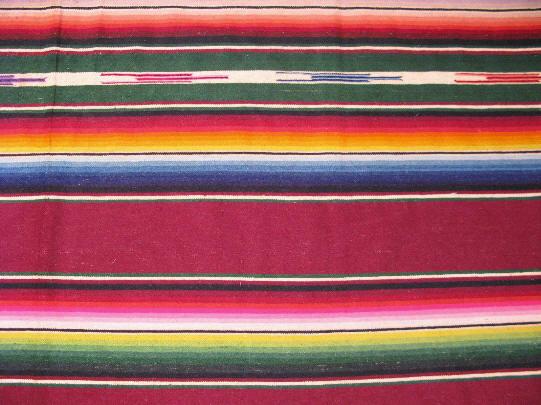 Mexican Serape 12860 By Cyberrug