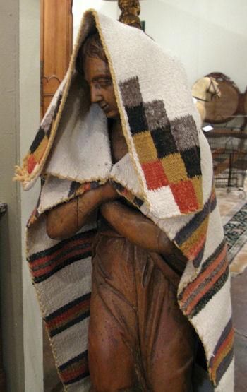 Navajo Child S Blanket 2292 By Cyberrug