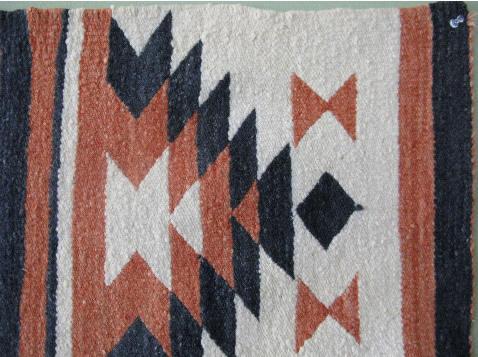 Navajo Horse Blanket 4971 By Cyberrug