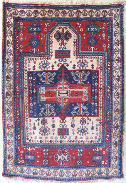 Nw Persian Prayer Rug 10904 By Cyberrug