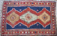 Small Antique Persian Rugs Page 1