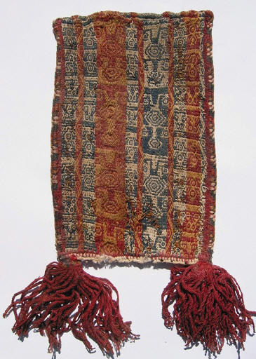 Pre Columbian Textiles Nasca Coca Bag 10 Naz By Cyberrug