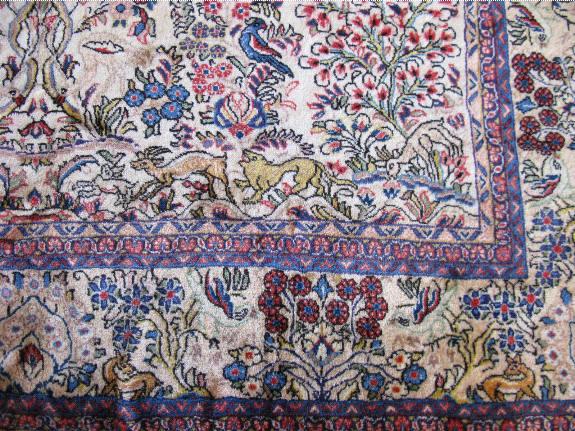 Sarouk rug #24-346 by cyberrug