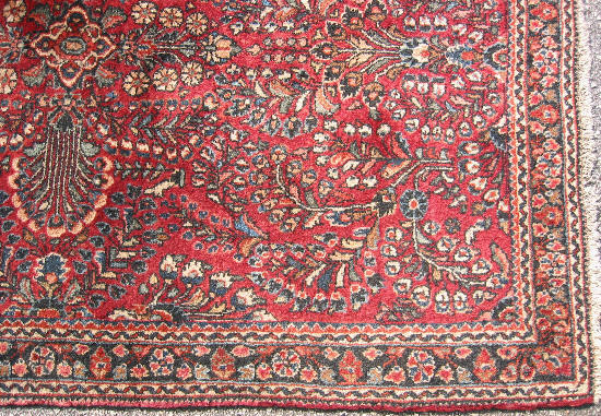 Sarouk Rug 3753 Large Photo By Cyberrug