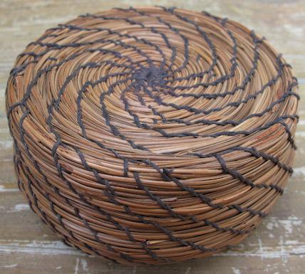 Seminole Indian Basket 4979 By Cyberrug
