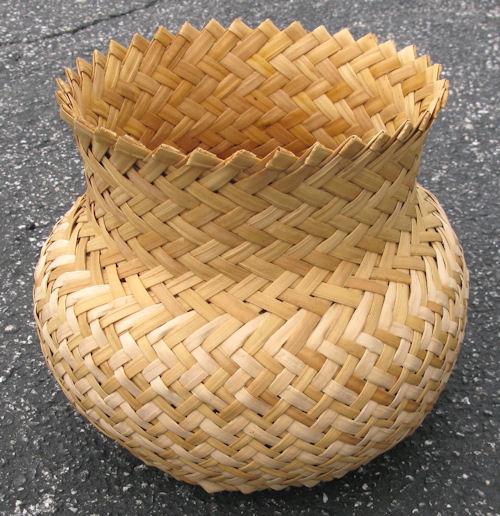 Tarahumara Indians Basket 3071